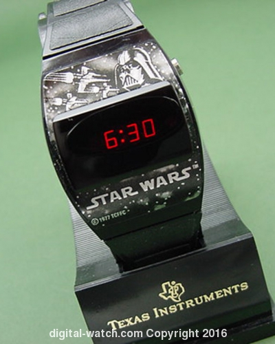 TEXAS INSTRUMENTS-Star Wars