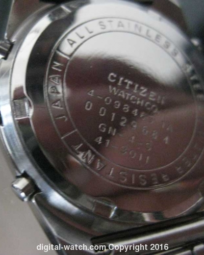 CITIZEN-41-3011
