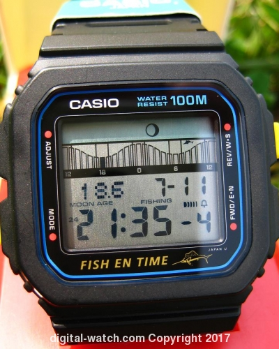 CASIO-FT-100W