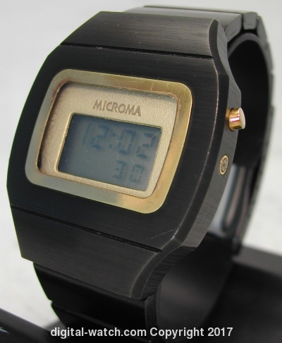 MICROMA-Black and Gold