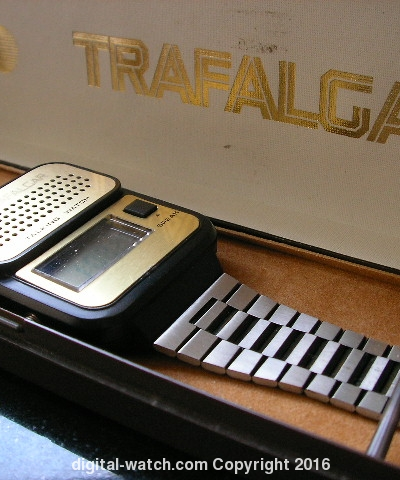 TRAFALGAR-Talking Watch mark 1
