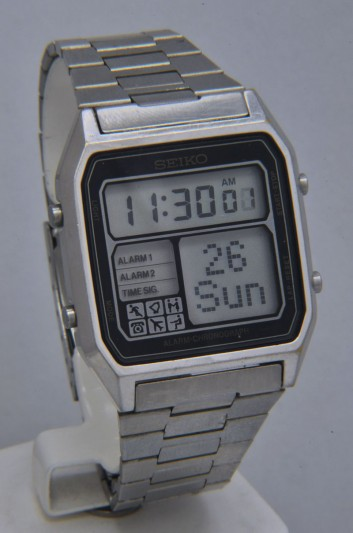 seiko digital watches 408inc