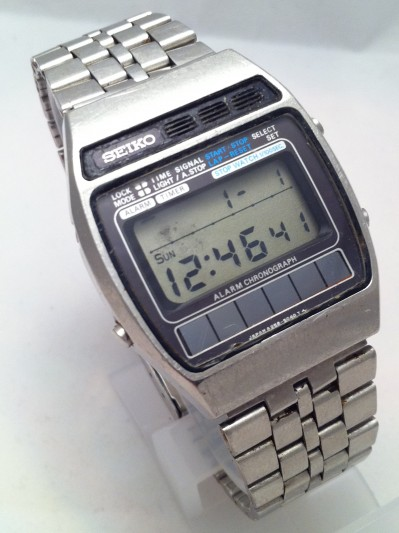 seiko digital watches quotes